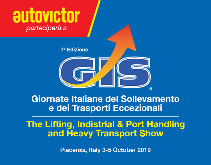 Autovictor will be at GIS 2019